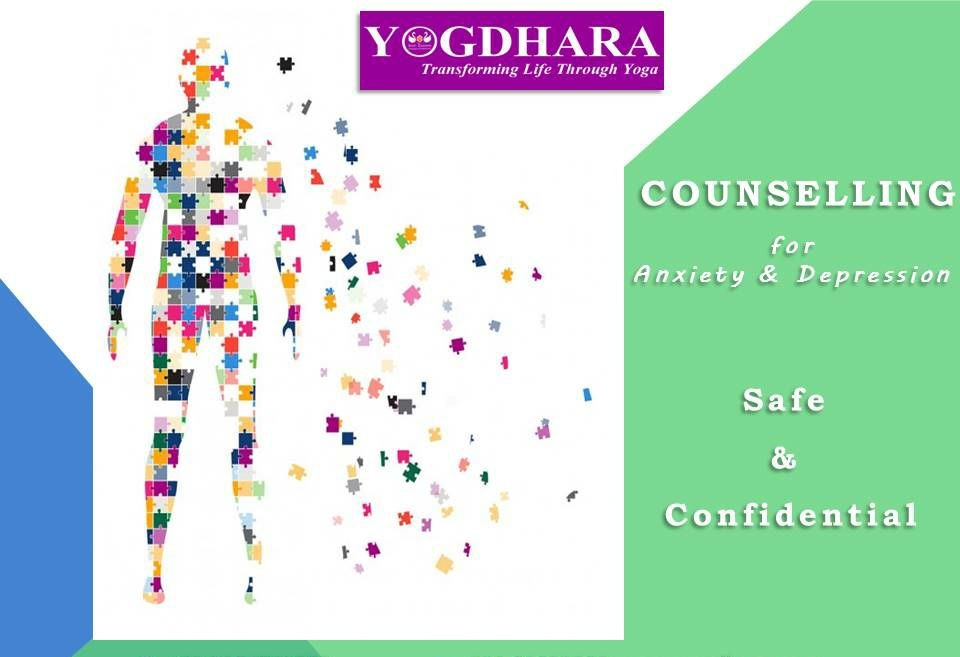 Counselling for Anxiety & Depression